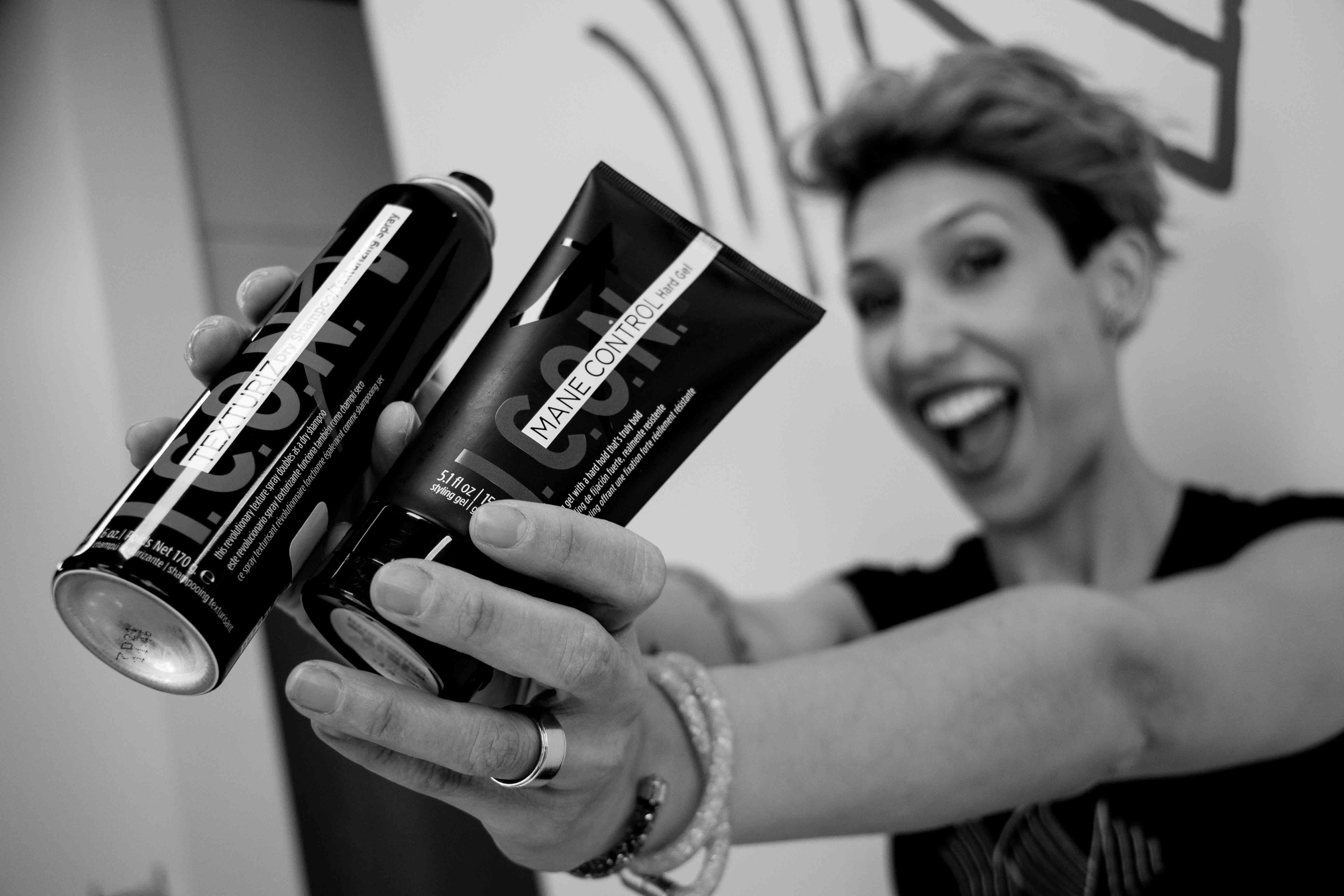 Felicidad en Yaiza Moreno Hair Spa