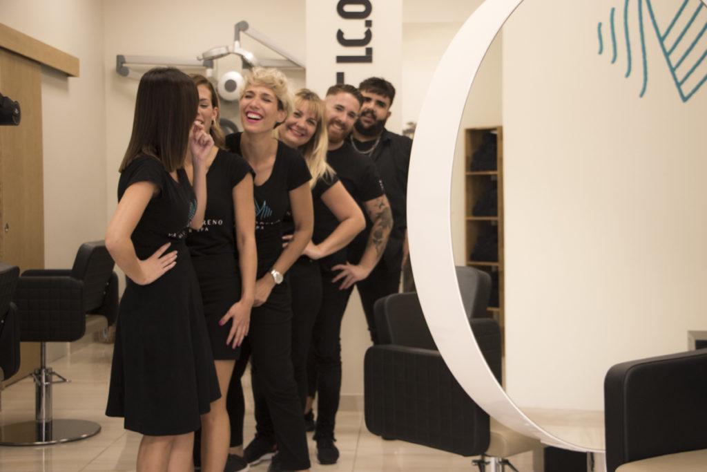 Equipo Yaiza Moreno Hair Spa