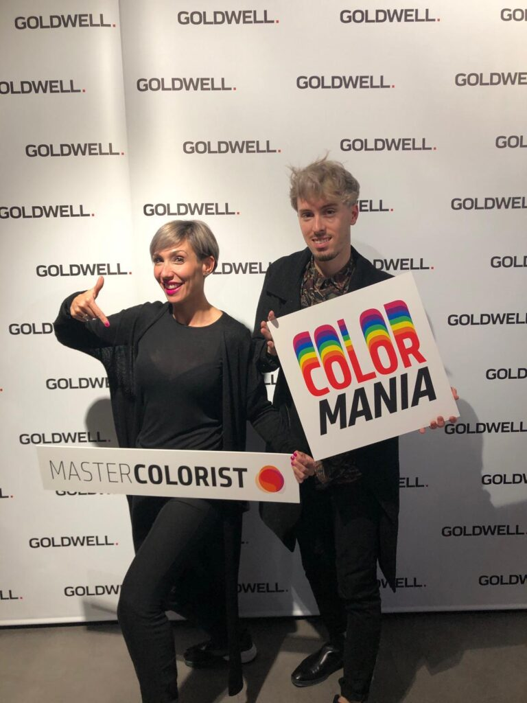 Goldwell en Yaiza Moreno Hair Spa