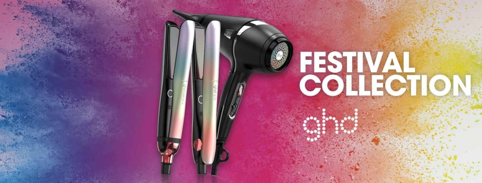 ghd festival collection en Yaiza Moreno Hair Spa, tu salón de belleza en Telde